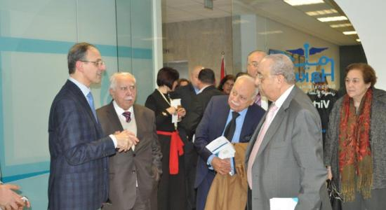 Electronic Health Solutions Company (EHS) Presents Its Achievements before the Jordanian Senate